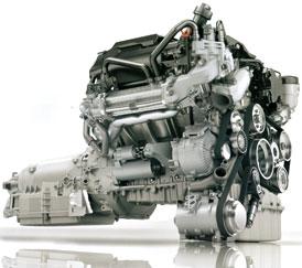 Sprinter Van Engine
